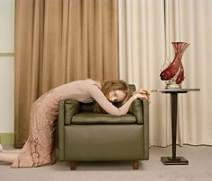 """""""Hotel life"""". Photographed by James Tolich for Oyster Magazine"""