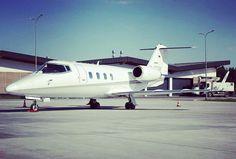 Zdjecie z ostatniej wizyty ambulansu Learjet 55, który świadczy usługi transportu medycznego✈️ 📸Mariusz Małecki via WMSpotters #latamzmazur #mazuryairport #mazury #lotnisko #samolot   #latamzmazur#mazuryairport