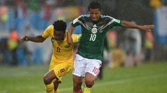 México - Camerún