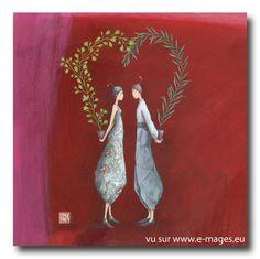 Nouveautés > BOISSONNARD Un Amour Végétal - e-mages - La carterie d art