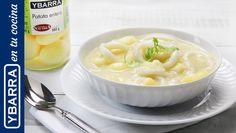 Calamares en salsa con patatas Ybarra . Fácil, rápido y delicioso, este #guiso de cuchara con #patatas y #calamares