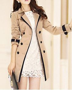 Not the dress but the rest is my style, bag ok but anyone knows where is that coat?
