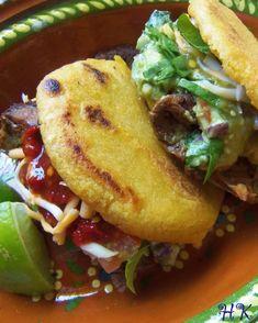 Steak Gorditas - Hispanic Kitchen. February 2015