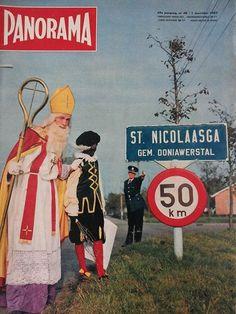 Panorama 1962 (Sinterklaas cover)