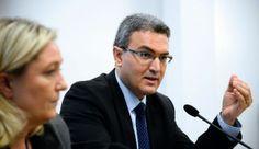 Européennes: Chauprade, tête de liste FN, et son CV gonflé