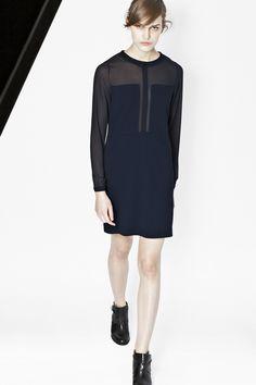 Alexa Jersey Tunic Dress