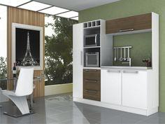 Para quem mora em um espaço pequeno e não tem como fazer um cozinha grande, confira 15 tipos de modelos de cozinhas pequenas para a sua casa.
