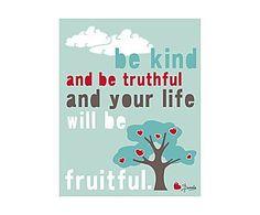 Créations Susana Parada: Illustration imprimée, Fruitful Life - 20*25