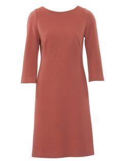 Love this mod sheath dress!