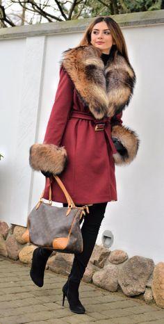 2017 CASHMERE FINNRACCOON FUR COAT CLASS- SABLE MINK CHINCHILLA FOX JACKET PARKA | eBay
