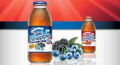 """I got """"Snapple® Blue Fruit Tea"""" in How should you take a break from the poliTEAcal madness?"""