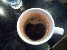 Ο καφές χασμουρητό
