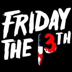 Friday The 13th 3, Jason Friday, Horror Films, Horror Art, Its Friday Quotes, Jason Voorhees, Movie Titles, Movie Characters, Celebration Quotes
