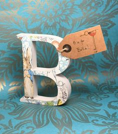 Hey, I found this really awesome Etsy listing at https://www.etsy.com/uk/listing/489054423/nursery-name-letters-peter-rabbit-baby