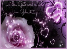 Purple rose and heart, a beautiful picture Purple Flower Pictures, Beautiful Flowers Pictures, Beautiful Rose Flowers, Rose Pictures, Flower Images, Heart Pictures, Purple Roses Wallpaper, Orchid Wallpaper, Birthday Wishes