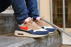 Sweetsoles – Nike ID Air Max 1 (by sneakersmadame)