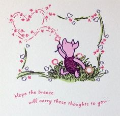 Winnie The Pooh Quotes, Winnie The Pooh Friends, Eeyore, Tigger, Cute Animal Quotes, Disney Cards, Valentines Art, Disney Theme