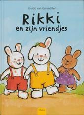 Rikki en zijn vriendjes - geleend, niet de leukste van de serie.