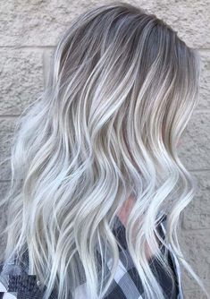 25 Best Rooty Blonde Balayage Highlights To Choose in 2018