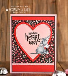 Valentine Love Cards, Valentines, This Little Piggy, My Themes, Donkeys, Stamping Up, Thank You Gifts, I Card, Latte