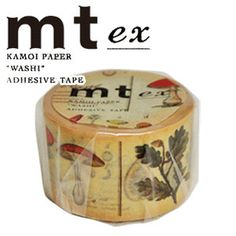 Japanese mt washi tape.  Lovely [plants] masking tape.  Great for any paper crafts and gift wrapping.