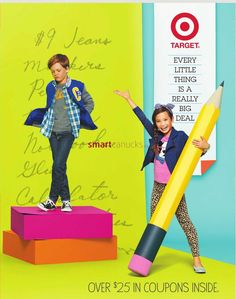 target 2014 back to school - Google Search