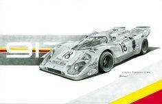 Porsche 917K Shell Livery by CSwenson-Artistry on DeviantArt