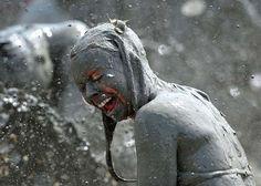 Mmmm mud