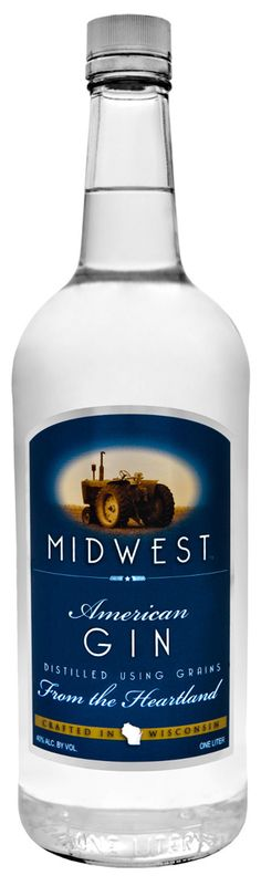 45th Parallel Midwest Gin PD