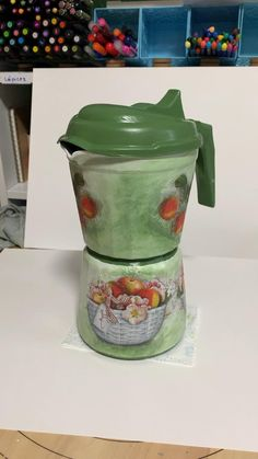 Canning, Coffee Percolator, Creativity, Art, Home Canning, Conservation