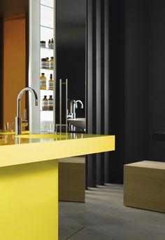 TARA.LOGIC /  Bath & Spa / fitting / Dornbracht