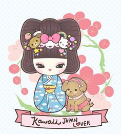 KAWAII ILLUSTRATION - Buscar con Google