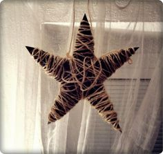 homemade star