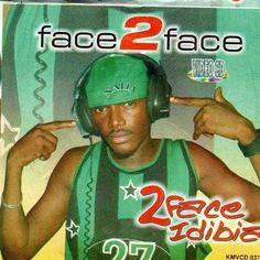 2Face Idibia - Face 2 Face - Video CD