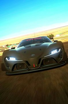 (°!°) 2014 Toyota FT-1 Vision GT