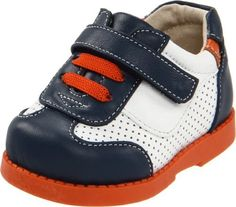 See Kai Run Braxton Trainer (Infant/Toddler) See Kai Run. $19.93. leather. Flexible sole. Adjustable hook and loop closure. Manmade sole
