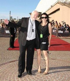 Me and Pope - 2010 ARIA Awards