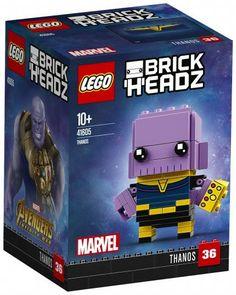LEGO BrickHeadz 41605 : Thanos
