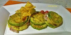 Cordon bleu di zucchine,un modo diverso e leggero per cucinare queste verdure di stagione. Passati in pastella e cotti nel forno