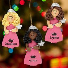 Princess Ornaments