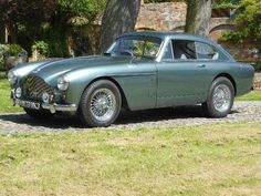 Classic Aston Martin Db Mkiii Cars for Sale Classic Aston Martin, Aston Martin Cars, Aston Martin Lagonda, British Sports Cars, Classic Sports Cars, Classic Cars, Bond Cars, Classic Motors, Exotic Cars