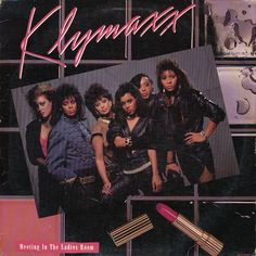 Klymaxx, Meeting in the Ladies Room***: I got this when I was 14 or 15 years old, and I actually enjoyed it as the guilty pleasure it ultimately is. But you have to picture it. I was a 14 or 15 year old white boy living in Southern Louisiana at the time who was actively discovering metal music at the time. So this was an oddity in my collection... and I have Prince and Sheila E. to thank for that. If not for them, I wouldn't have been looking for similar music like this. Good stuff. 2/10/17