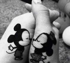 nice 30 Matching Tattoo Ideas For Couples - Stylendesigns.com!