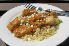 Make and share this Chicken Messina With Orzo recipe from Food.com.