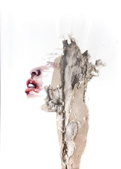 This June, Lazarides will be welcoming Juan Miguel Palacios for his. Woman Face, Piercing, Mixed Media, Paintings, Portrait, Artist, Artwork, Palaces, Art Work