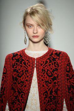 Mercedes-Benz Fashion Week #Day1 #RoundUp #MBFW #FW14   Designer: @Tadashi Ohgami Ohgami Shoji
