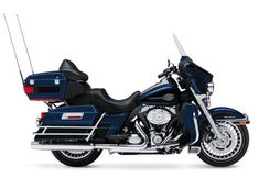 2013 Harley Davidson Ultra Classic Electra Glide - Just got an Ember Red one and Love it!!!