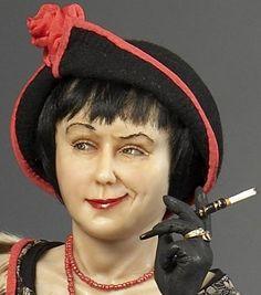 Очень люблю кукол, но не тех, в которые играют детишки, а кукол характерных, кукол для созерцания. В очередной раз разыскивая в интернете новых авторов и персонажей, встретилась с куклами Елены Куниной. Не скажу, что это первое знакомство, но появились у нее новые, невероятные работы, вот с ними и хочу Вас познакомить. В подборку попали не только новые ее работы, но мимо них просто нельзя пройти.
