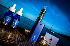 Nothing but blue skies Do I see. E Liquid Flavors, Blue Skies, Vape, Diy, Smoke, Electronic Cigarette, Bricolage, Vaping, Handyman Projects