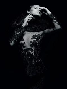 Harper's Bazaar Brazil/ April 2013/Daniela Braga byGui Paganini